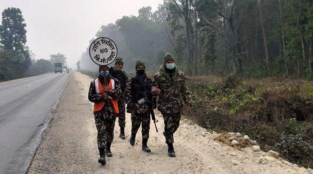 सुनसरीमा निषेधाज्ञालाई कडा बनाउन सेना परिचालन