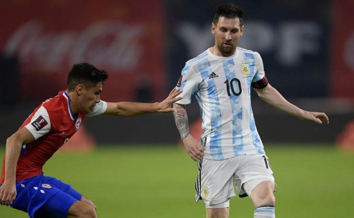 फिफा विश्वकप छनौट खेलमा अर्जेन्टिना बराबरीमा रोकियो
