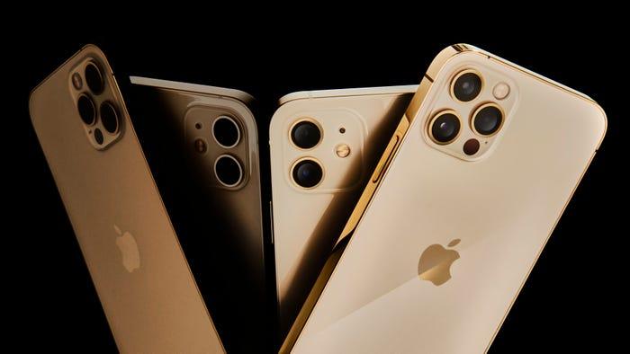 एप्पल आइफोन १३ सिरिजका ४ आइफोन बजारमा